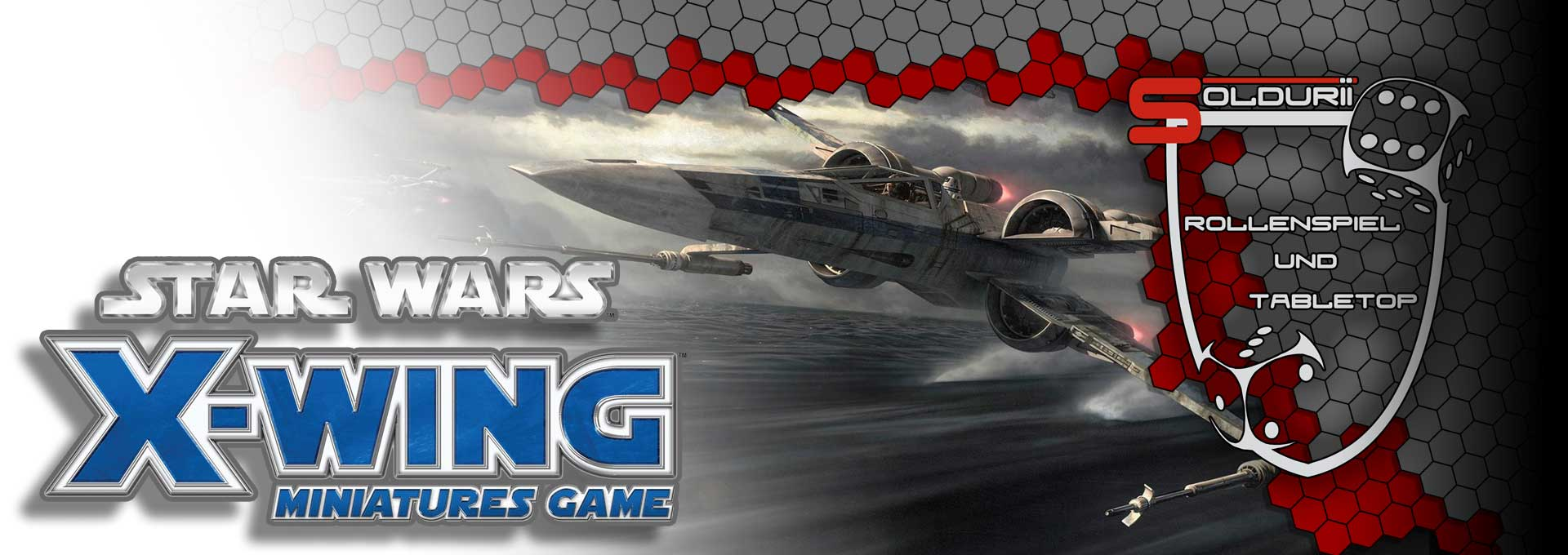 Banner x wing
